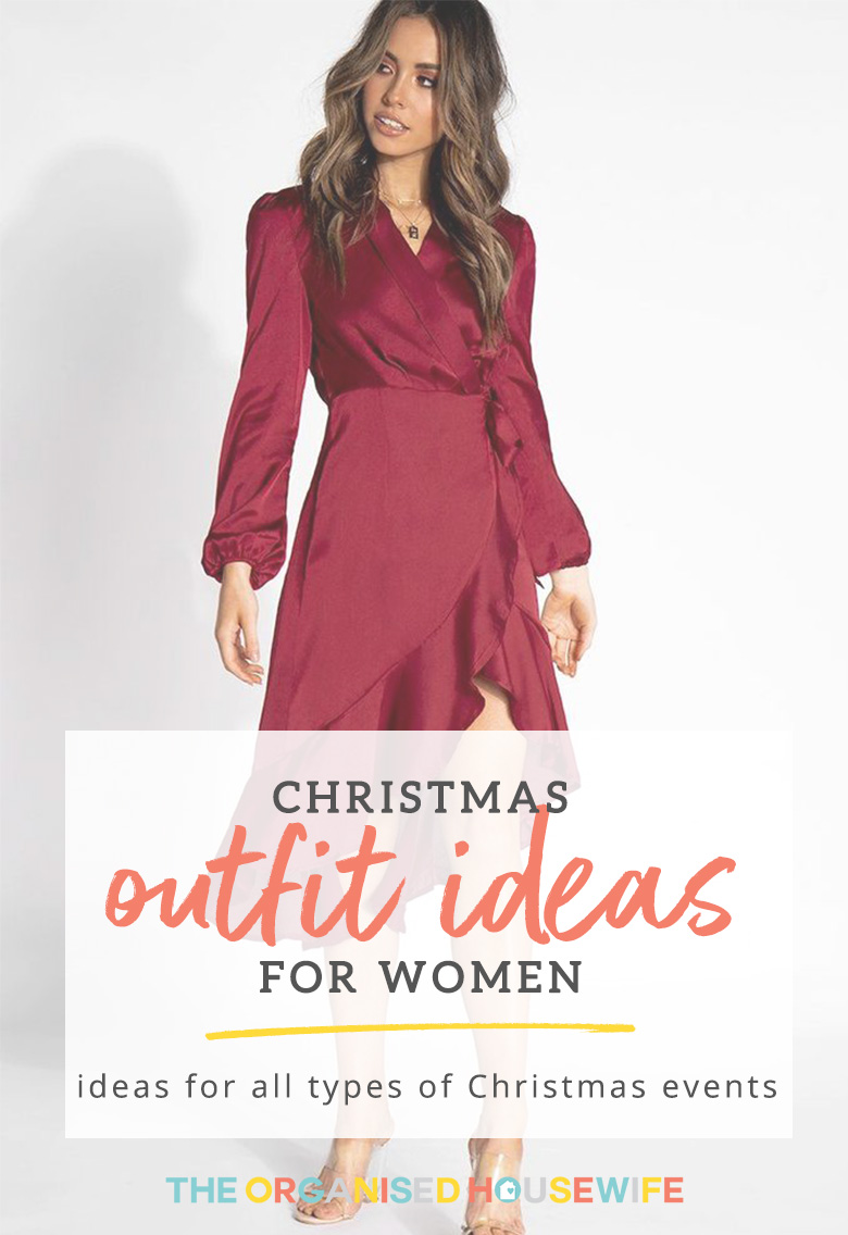 Christmas Outfit.Christmas Outfit Ideas For Women The Organised Housewife