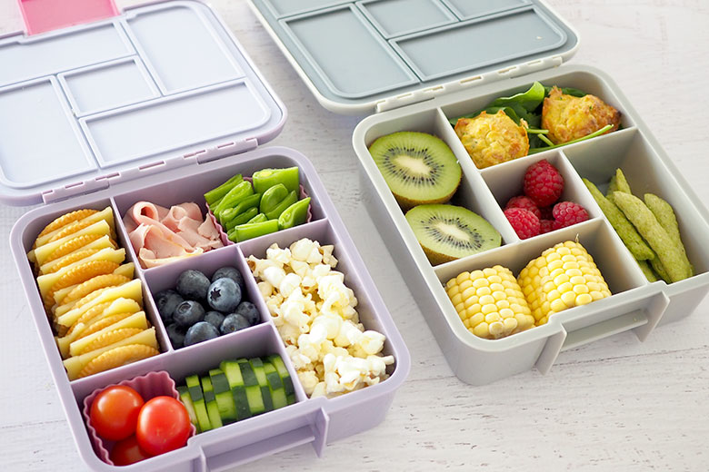 Organised school lunches. Lunchboxes for easy cheap school lunch options.
