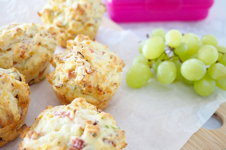 ham-and-corn-muffins