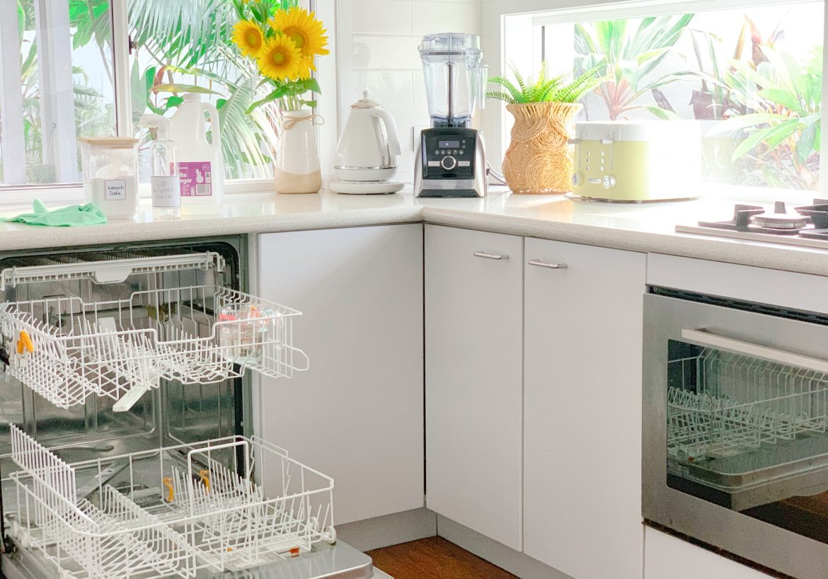 A dishwasher needs to be looked after and maintained well for it to function properly and provide you with the best dish cleaning service. Here's how I clean our dishwasher and keep it like new.
