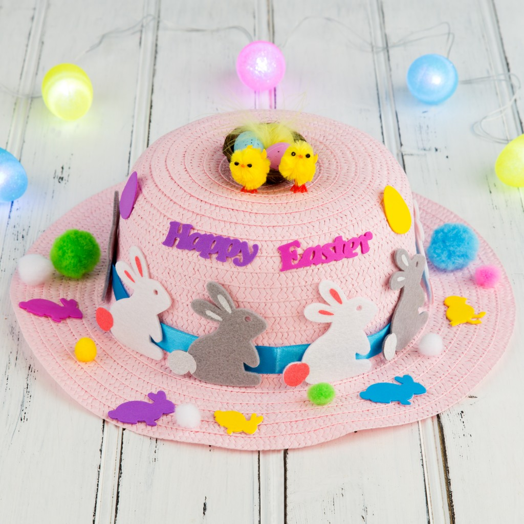 Easy Kids Easter Hat And Bonnet Ideas 2019 The Organised Housewife