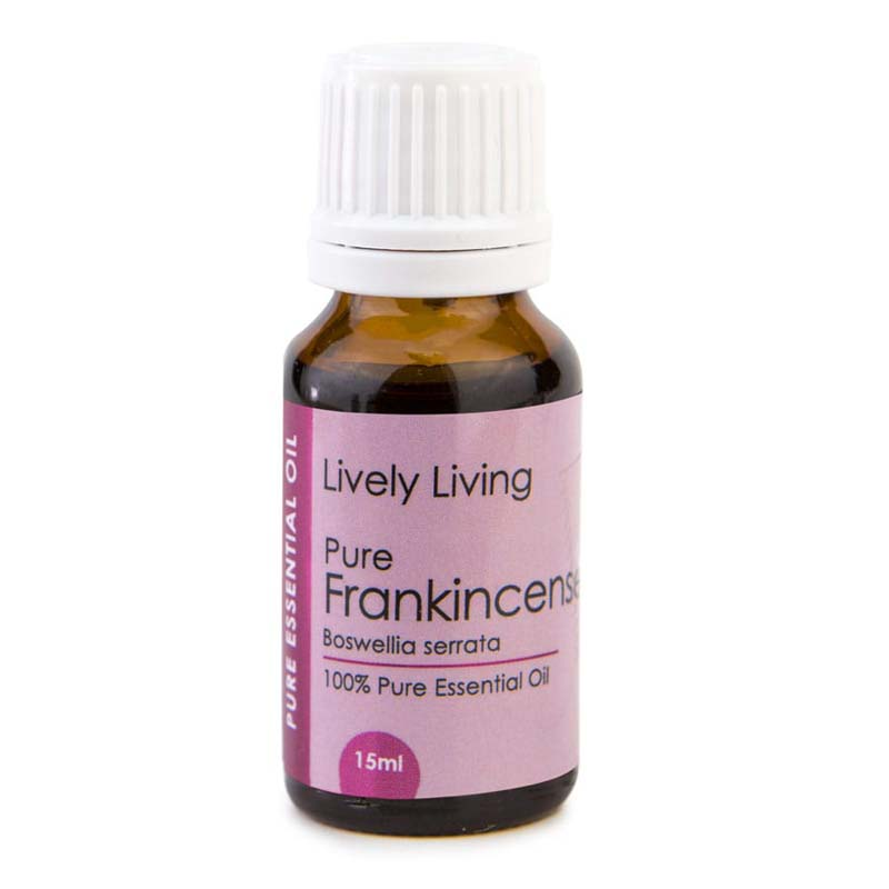 Lively Living Frankincense Essential Oil