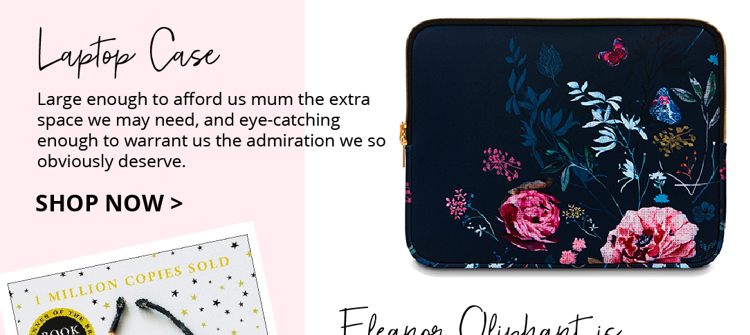 Funky and sweet laptop for mum on Mothers Day 2019. Our gift giving guide.