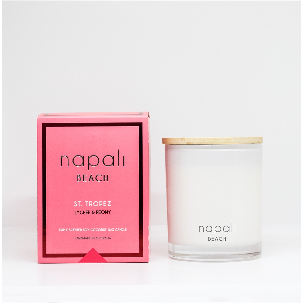 Soy candle must have for winter