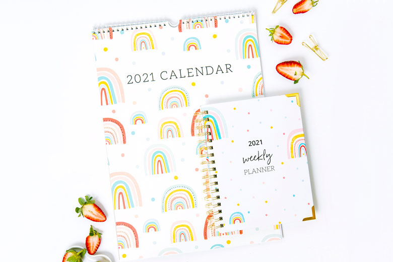 2021 Planner and Calendars