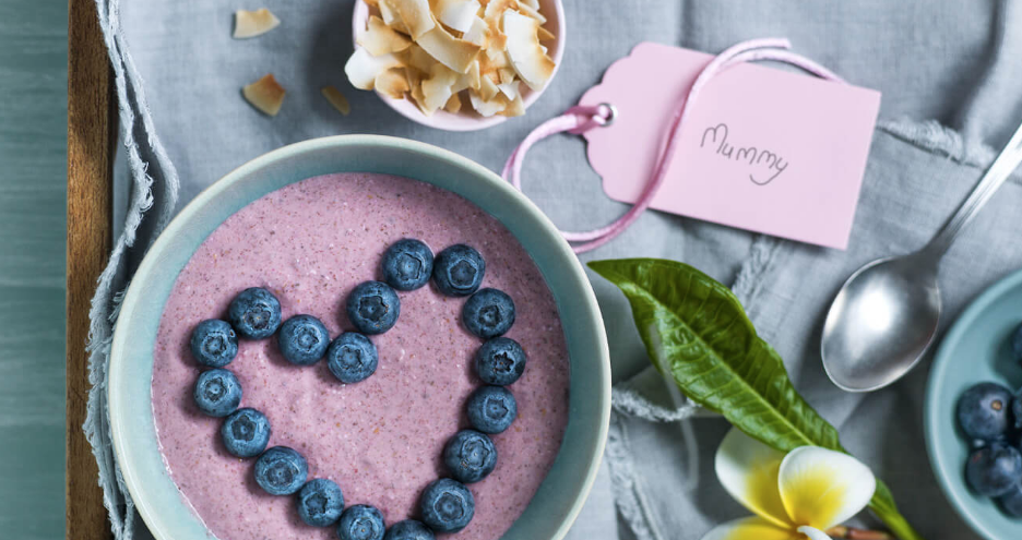 Berry Smoothie recipe from Woolworths