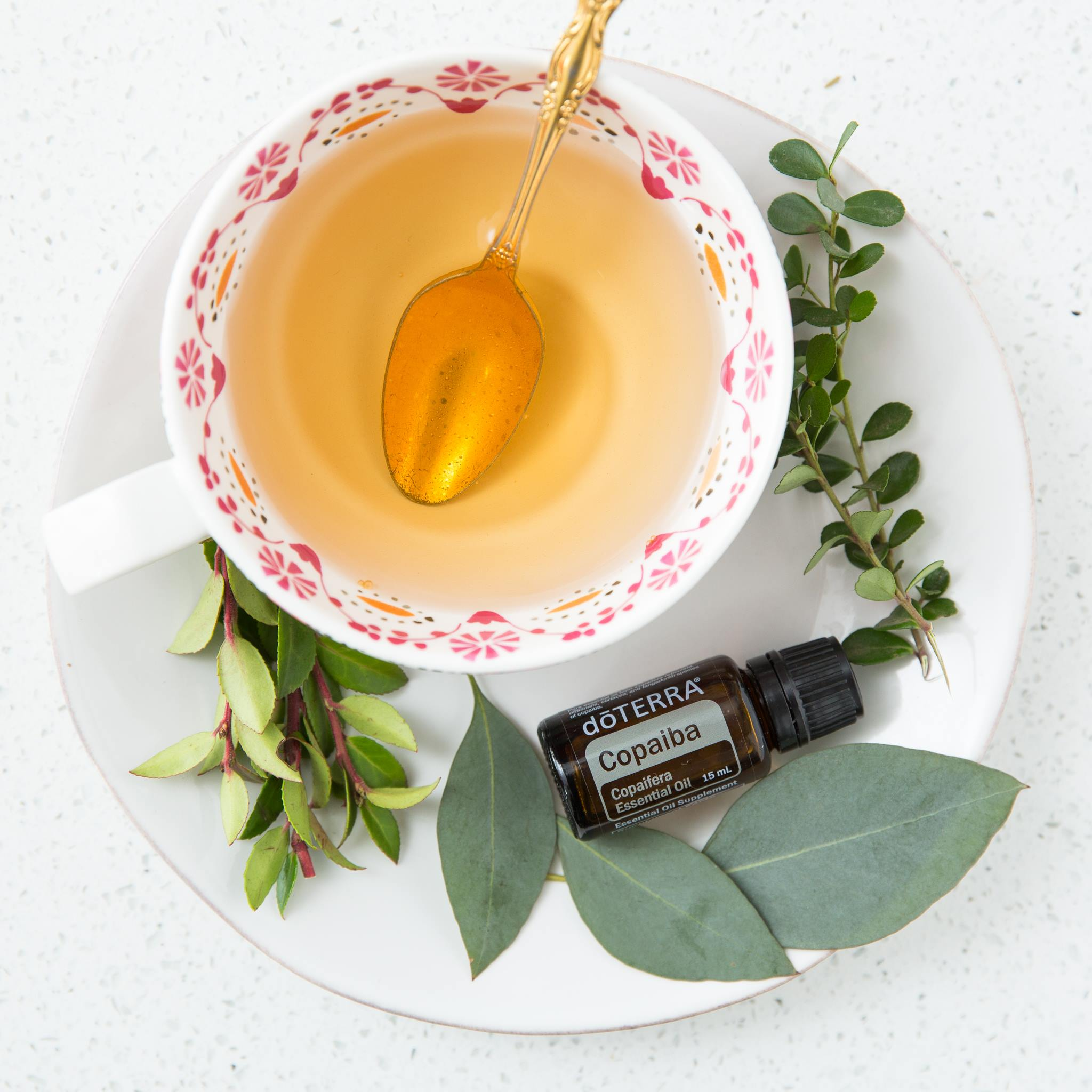 Copaiba Essential Oil Blend - Benefits and Remedies
