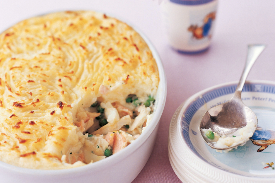 Fish Pie family meal idea