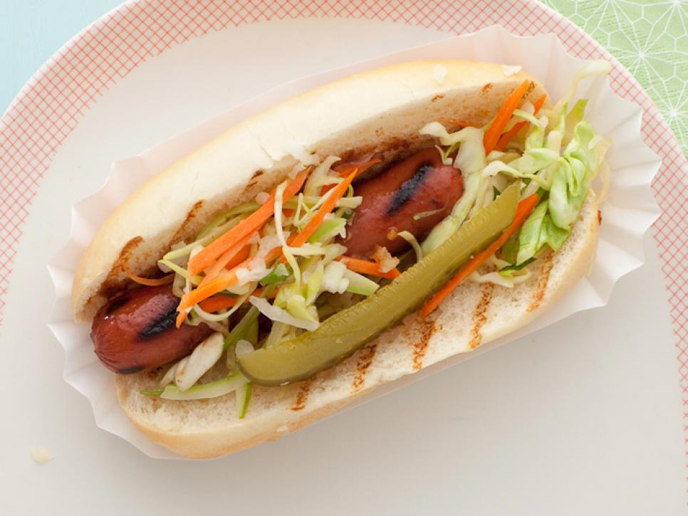 Hot dog ideas for weekly meal plan
