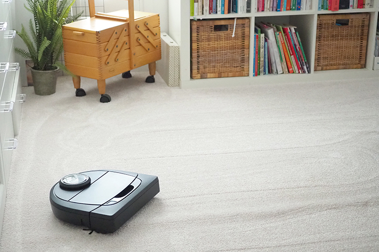 Robot vacuum for clean house