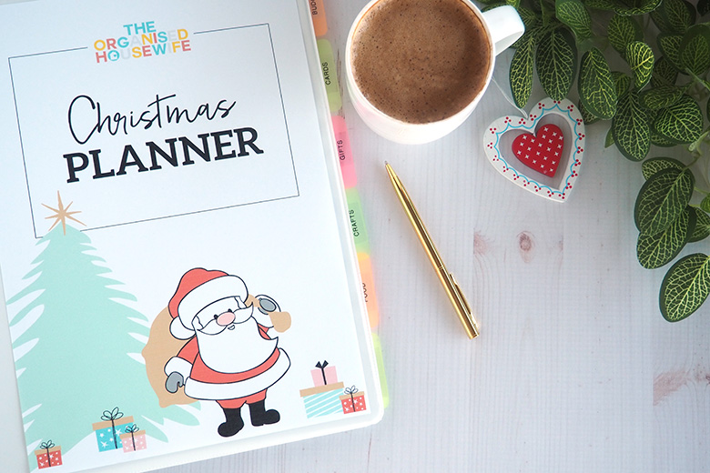 The Organised Housewife Christmas Planner