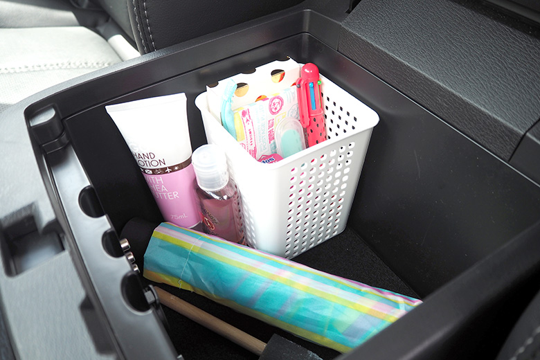 Storage ideas and solutions for car