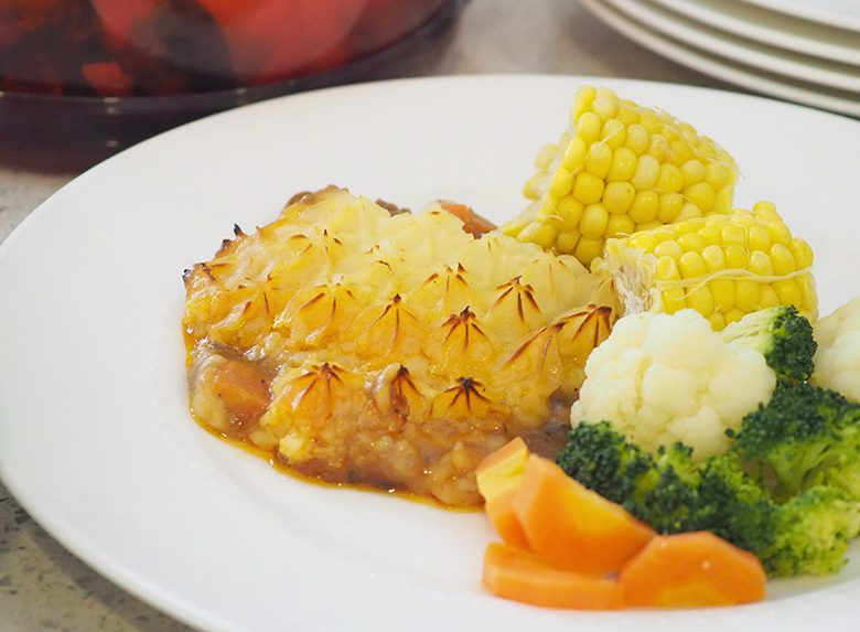 Woolworths Family Classics Cottage Pie easy meal planning idea