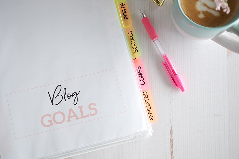 The Best Blog Planner for new or established bloggers