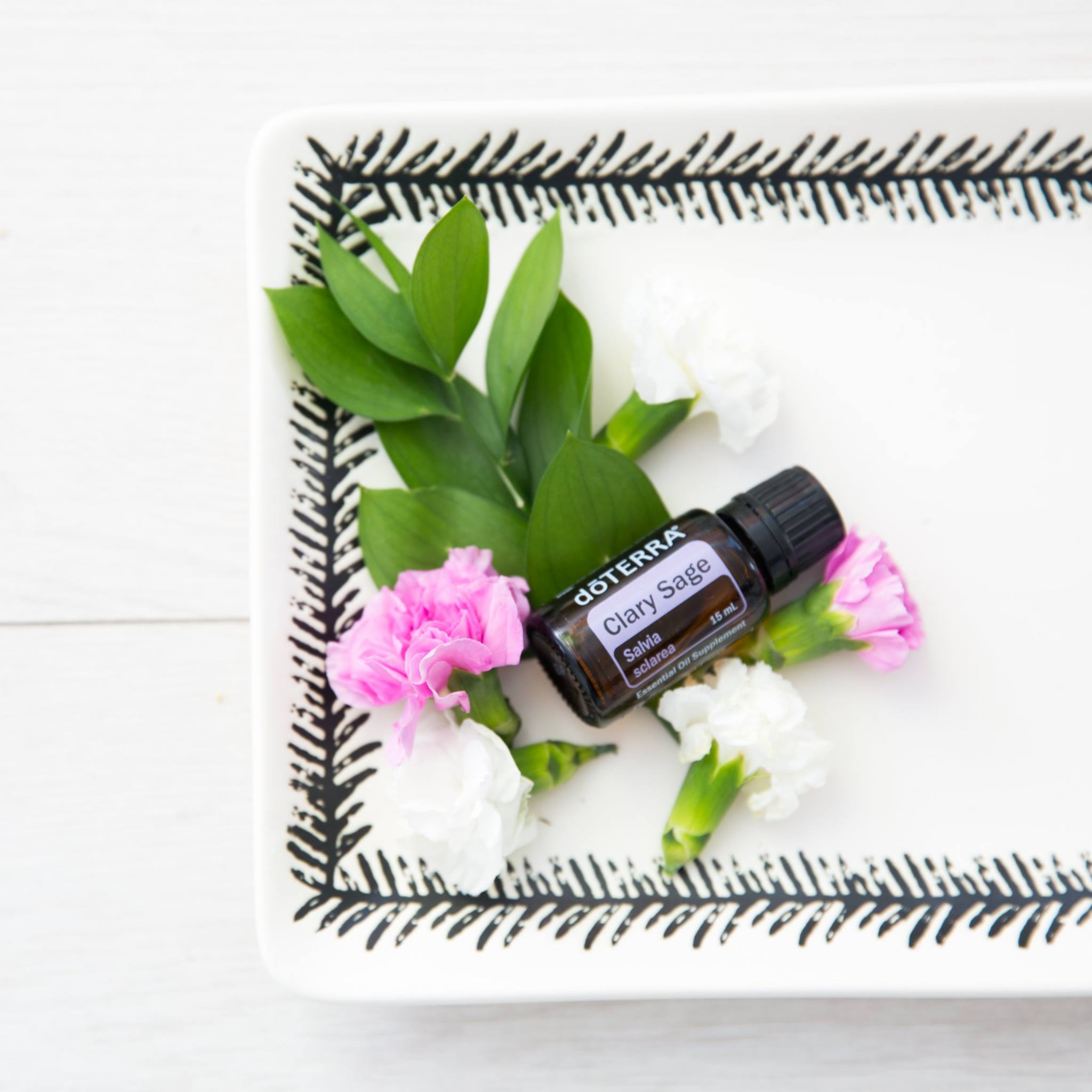 Clary Sage Essential Doterra Oil