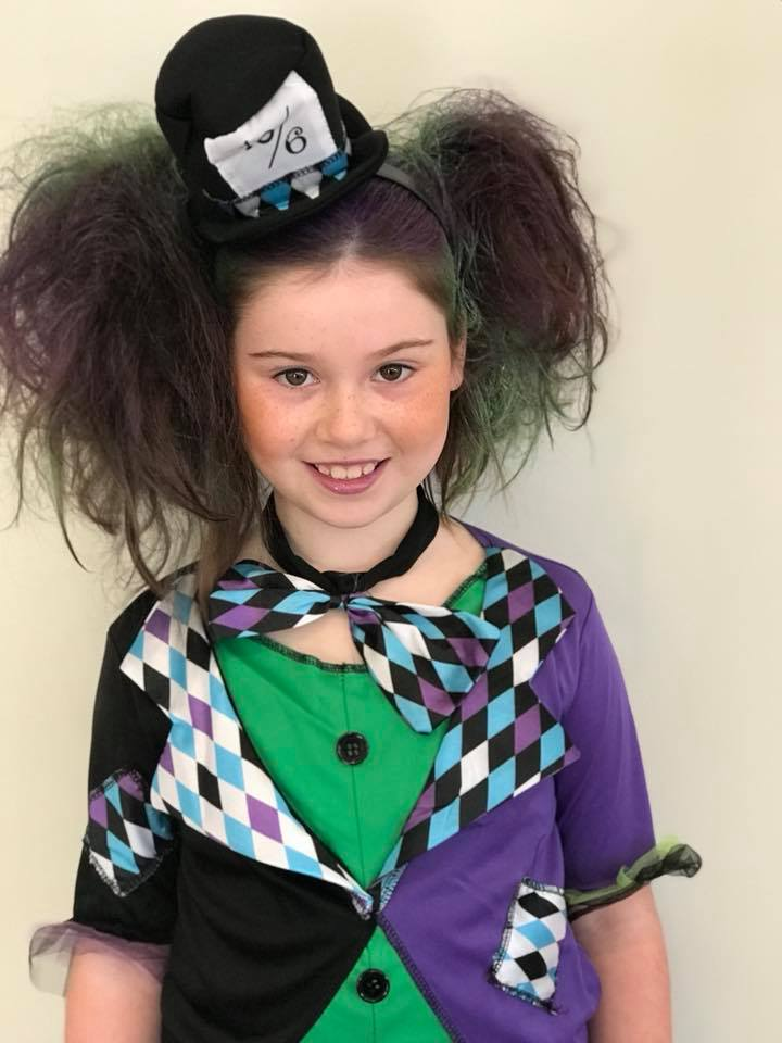 Mad Hatter from Alice in Wonderland Costume for Book Week 2019
