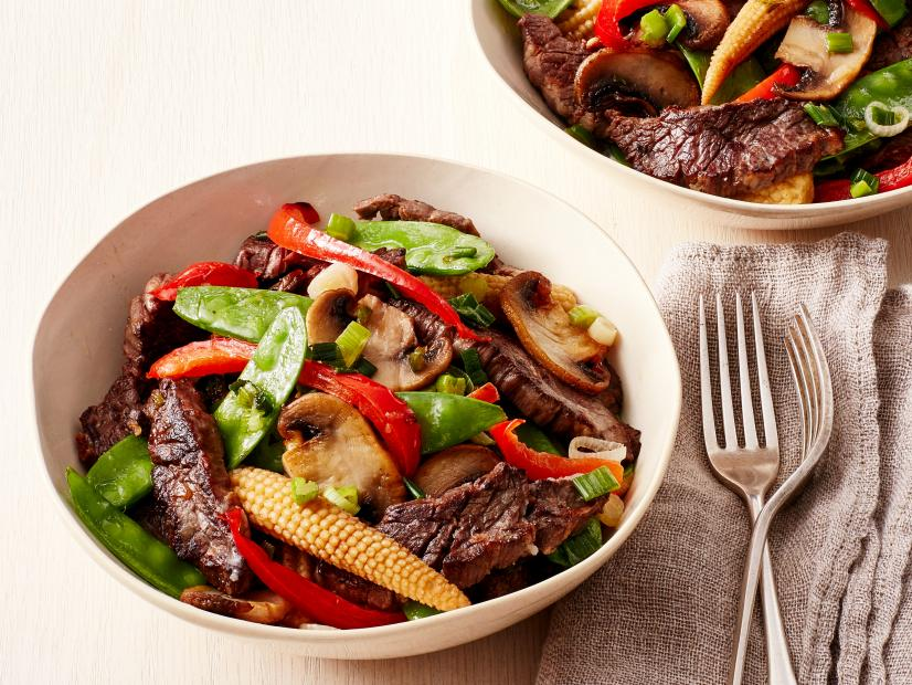 Beef Stir Fry recipe for busy families dinner idea