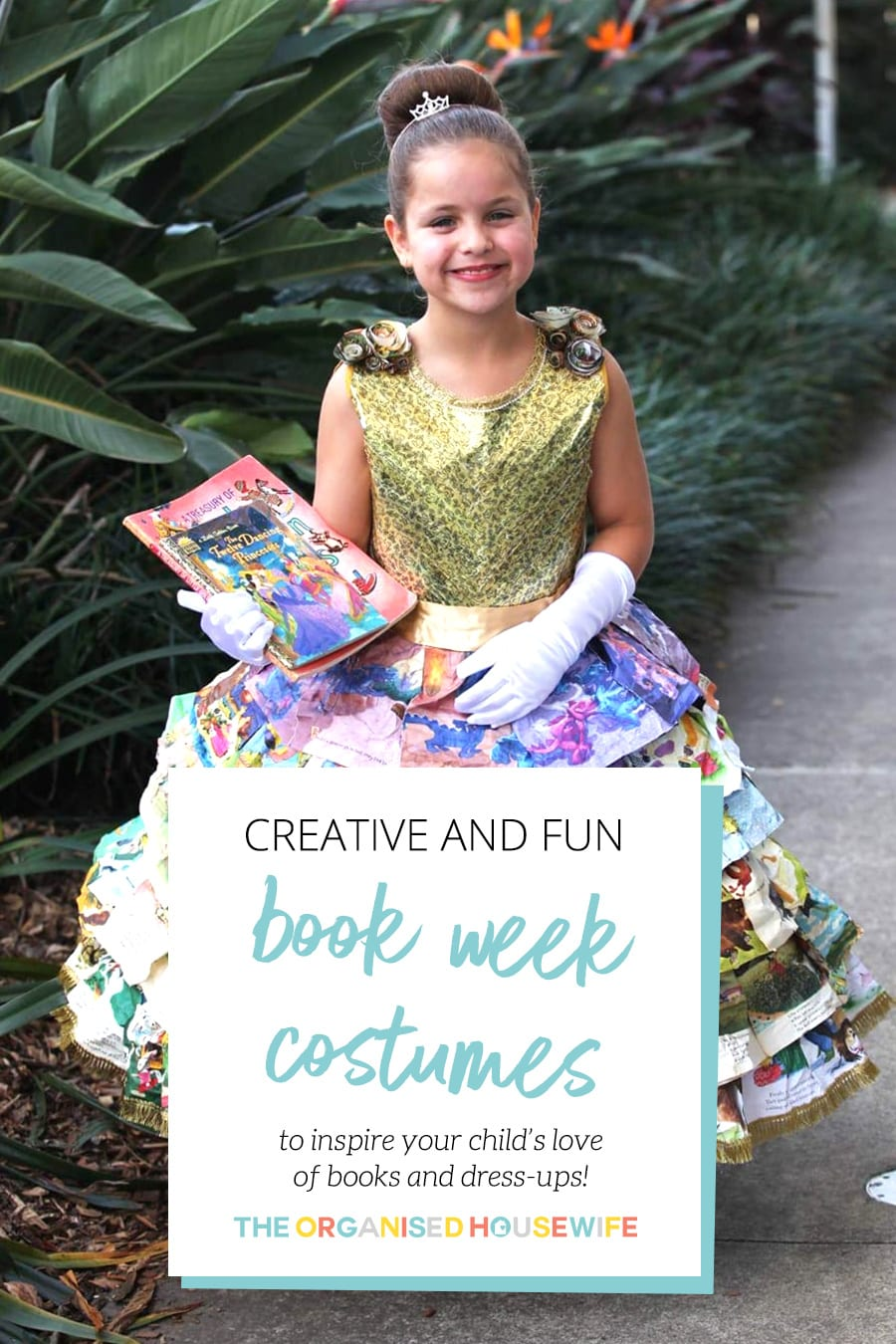 97610a628c1 Book Week 2019 Costume Ideas - Super Power - The Organised Housewife