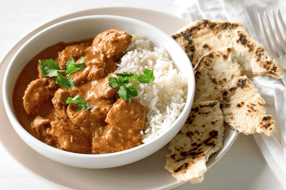 Butter Chicken Recipe for Meal Plan Ideas