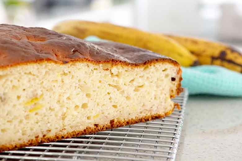 Banana Yoghurt Loaf Cake recipe