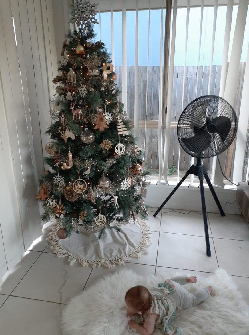 Christmas Tree Decorating Inspiration The Organised Housewife