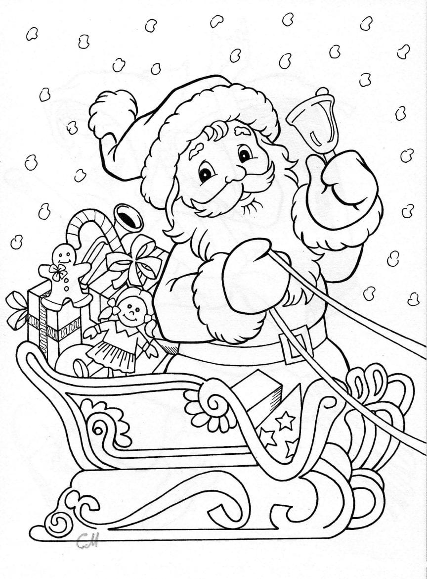 printable christmas colouring pages the organised housewife printable christmas colouring pages