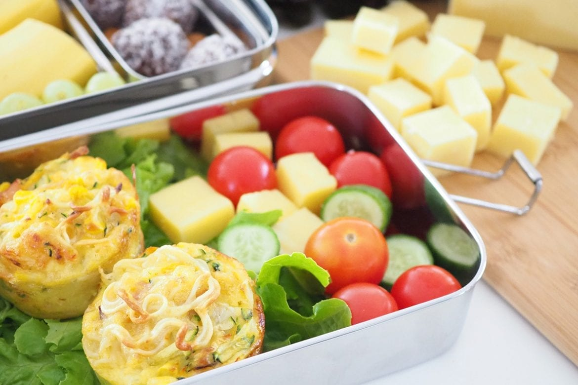 Healthy lunchbox bite recipe for kids school lunchbox