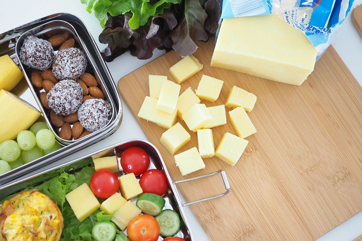 Easy lunch box snacks for school lunch