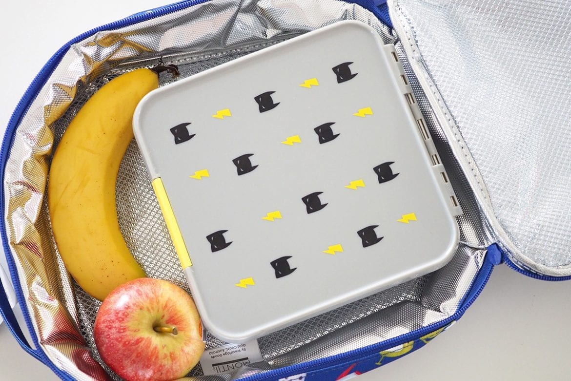 Montiico lunchbag for school lunches
