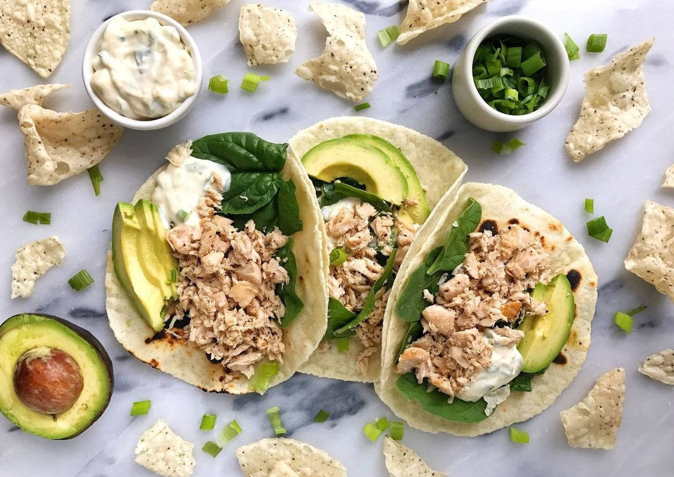 easy canned tuna tacos for dinner idea