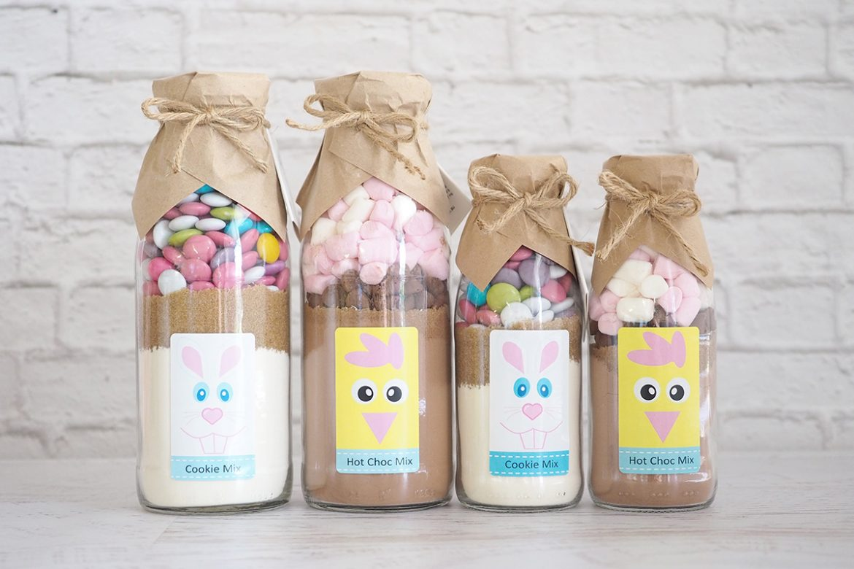 Easter cookie gift idea for school teachers