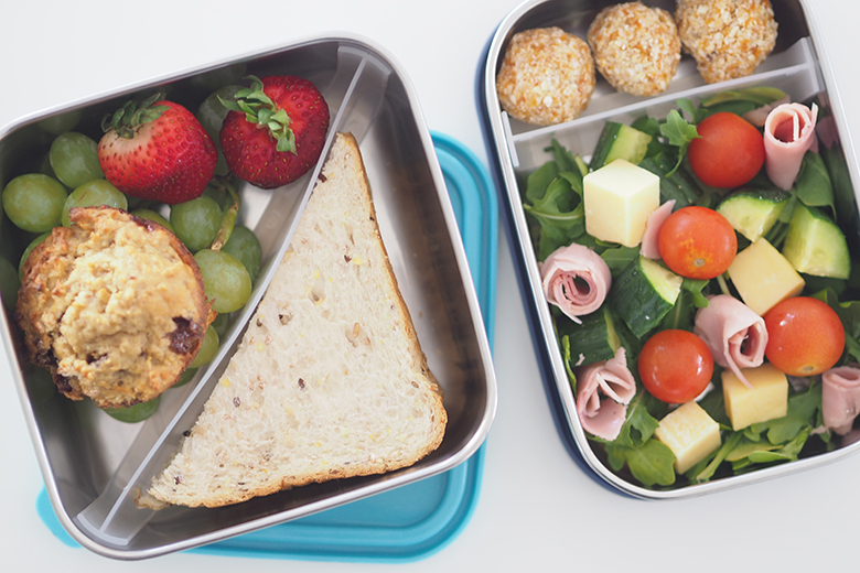 quick and healthy lunch ideas for mums