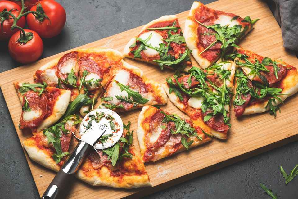 homemade pizza topping ideas