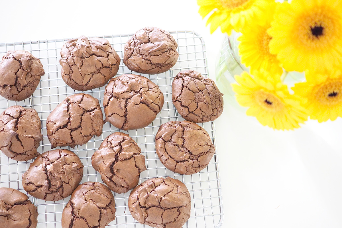 cookie brownie chocolate gooey recipe