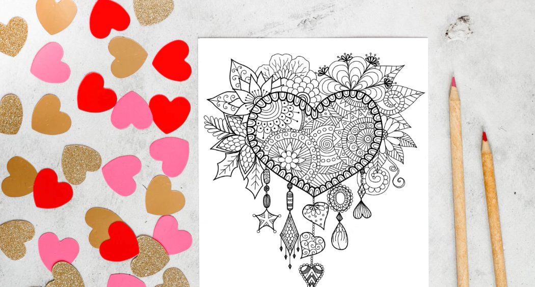 20+ FREE ADULT COLOURING PAGES