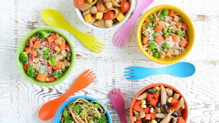 5 Quick and Easy Kid-Friendly Pasta Salads