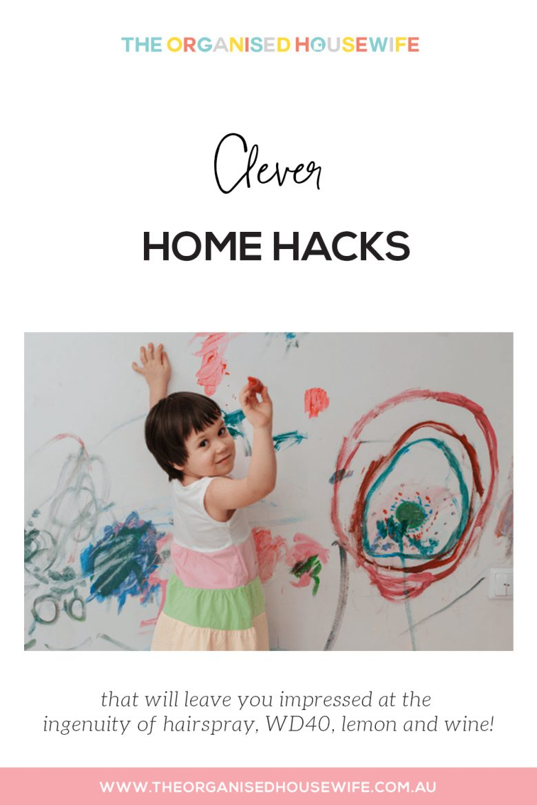 Clever home hacks from readers