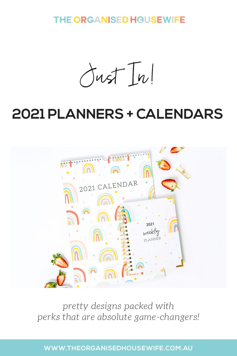 2021 planner and calendars for sale