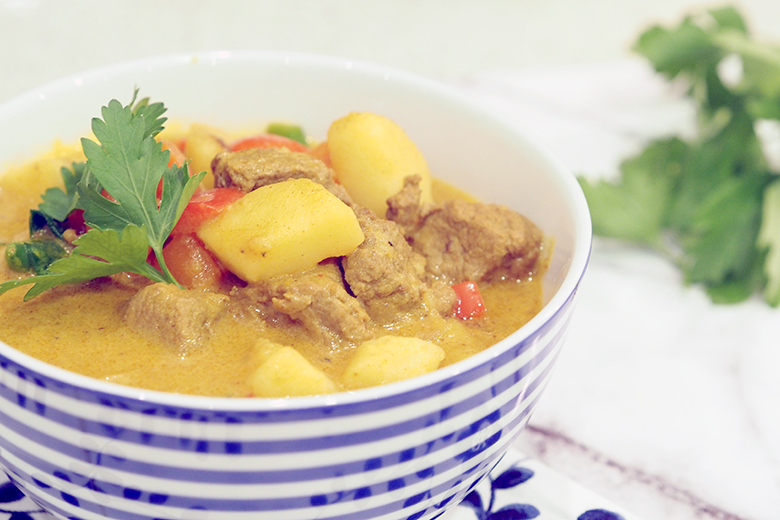 quick and easy curry recipe