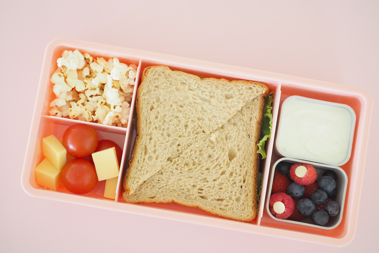 Love Mae lunchbox for kids school lunches