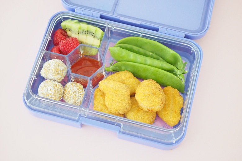 Bento lunchbox for kids school lunches