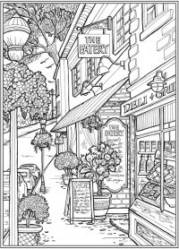 free printable adult colouring in page