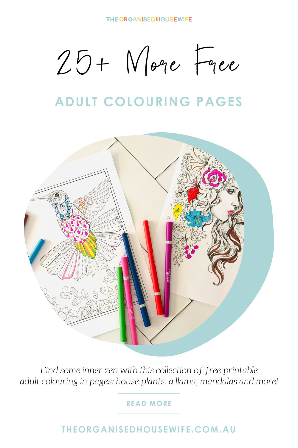 adult colouring pages free printable