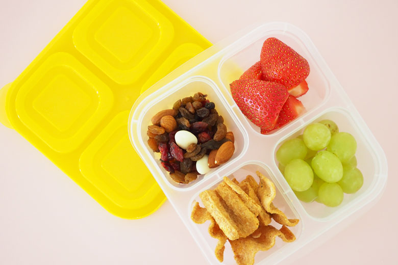 healthy snack ideas to grab and go