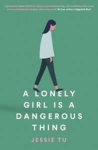 A Lonely Girl is a Dangerous Thing - long weekend reads