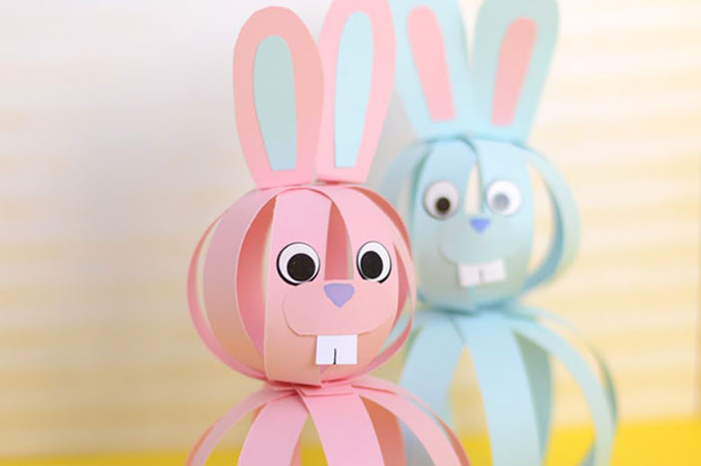 Easter craft activity for kids