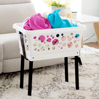 Laundry-Basket-with-Folding-Legs