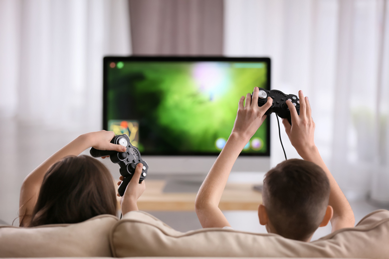 video games to play as a family