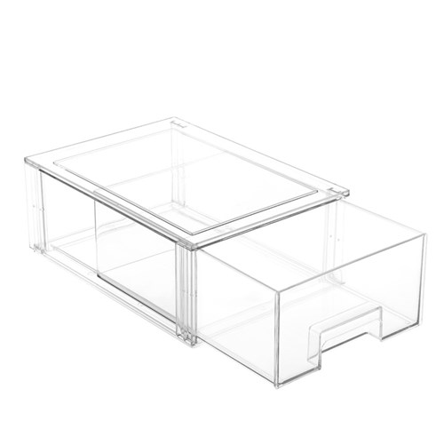 Crystal Storage Drawer with Divider