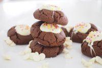 choc sprinkle cookie recipe